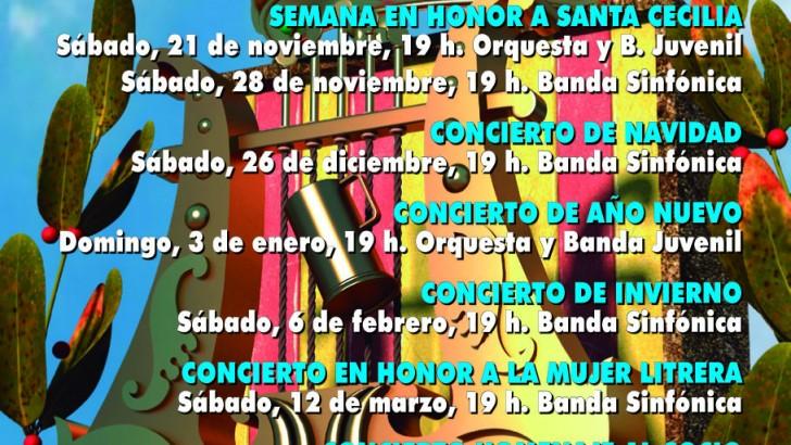 """""""La Armónica"""" de Buñol pone a la venta los abonos para los conciertos de la temporada"""