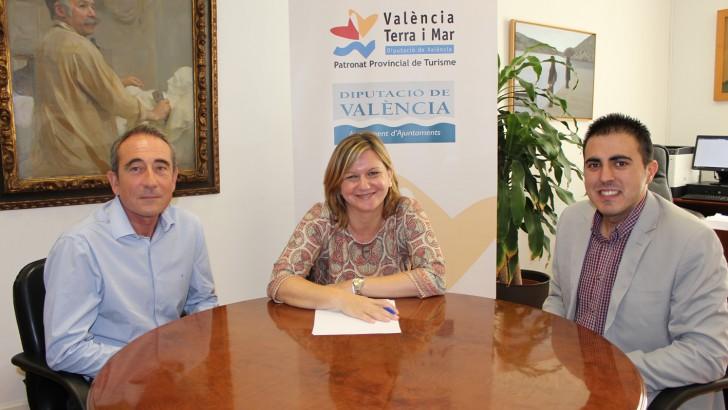 Diputación ofrece la posibilidad a Buñol de participar en FITUR