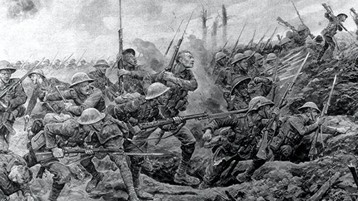 "Diario de un viajero: ""¡Yo soy buñolero! Yo soy de Buñol. Verdún, 1916"""