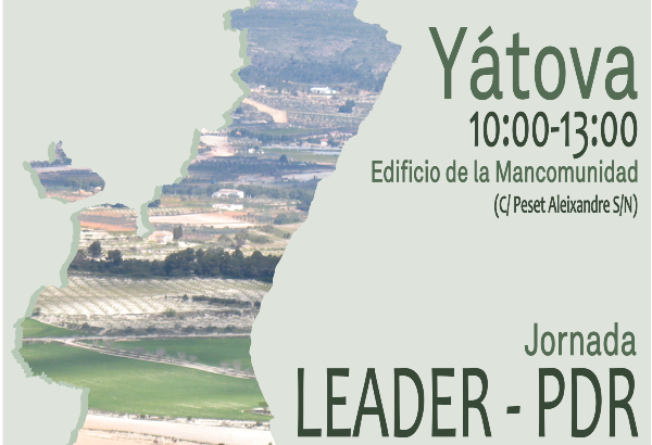 Yátova acoge este sábado una jornada encaminada a asociaciones del medio rural
