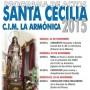 """El programa de actos de """"La Armónica"""" de Buñol para Santa Cecilia"""