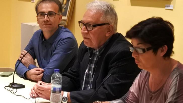 Las imágenes de la visita de Fernando Delgado a Buñol