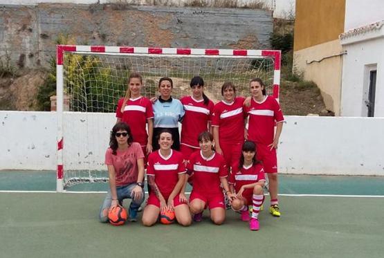 El Buñol FS femenino empata a 3 en casa del Vilamarxant
