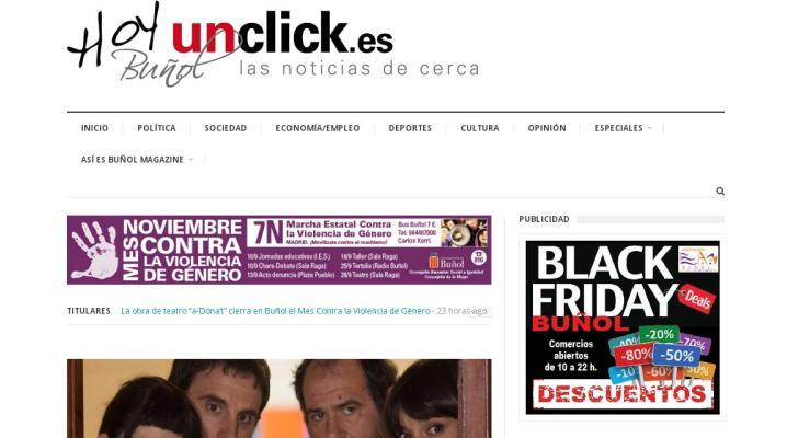 Hoyunclick.es retransmitirá este lunes el Pleno del Ayuntamiento de Buñol