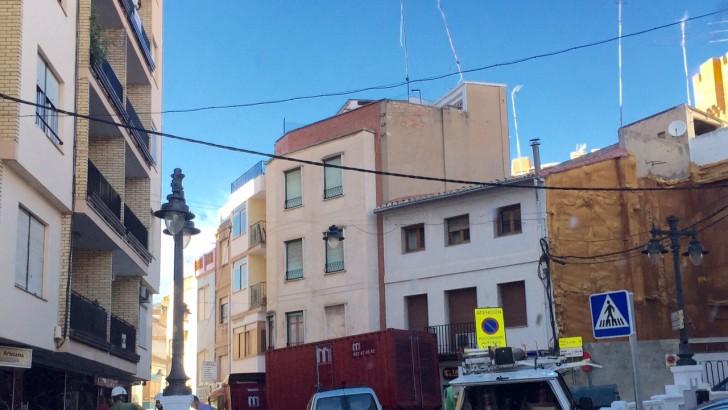 Se restablece con normalidad el servicio eléctrico en Buñol