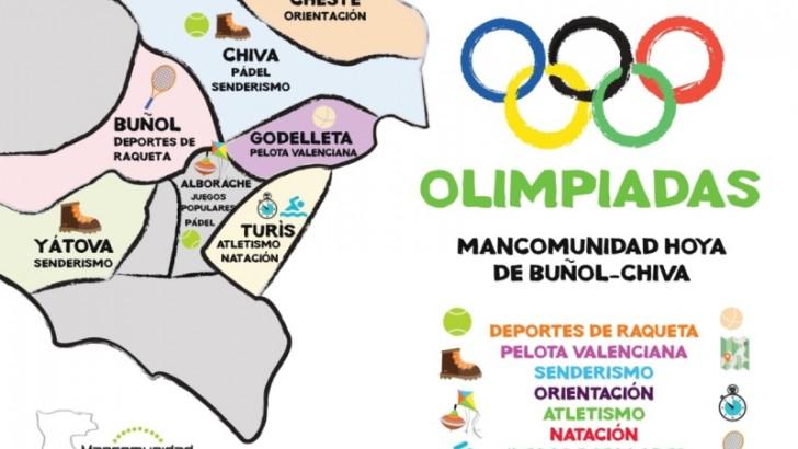 Godelleta acoge este domingo las Olimpiadas de La Hoya dedicadas a la Pelota Valenciana