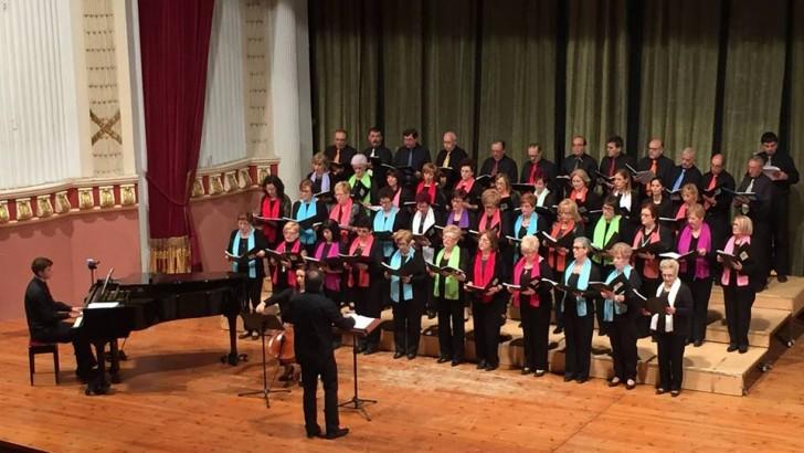 """El Coro """"Orfeos"""" este jueves en la Bienal de Música de Buñol"""
