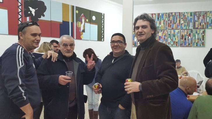 """Las imágenes de la inauguración de """"La Plasa Espacio Abierto"""" en Buñol"""