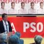 Las imágenes del mitin del PSOE en Buñol