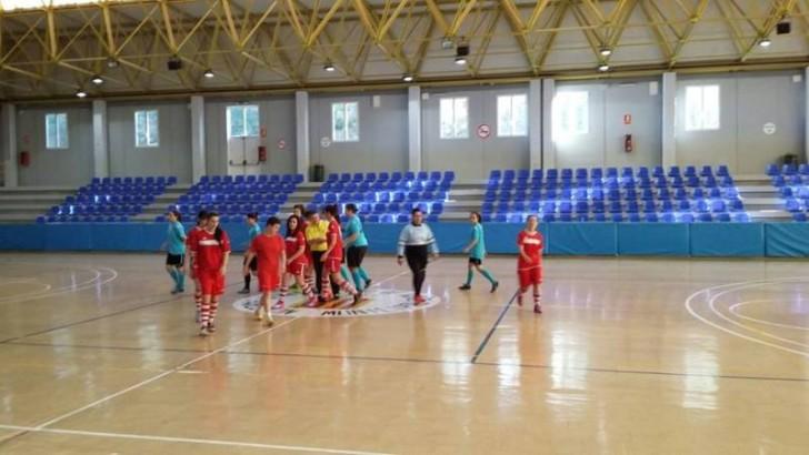 El Buñol FS femenino termina el año con victoria ante el Nou Alboraya