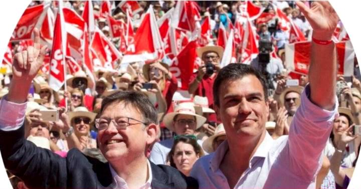 Esta tarde se celebra un mitin del PSOE en el Molino Galán