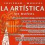 """El Coro """"Orfeos"""" de """"La Artística"""" de Buñol celebra este domingo su concierto de Navidad"""