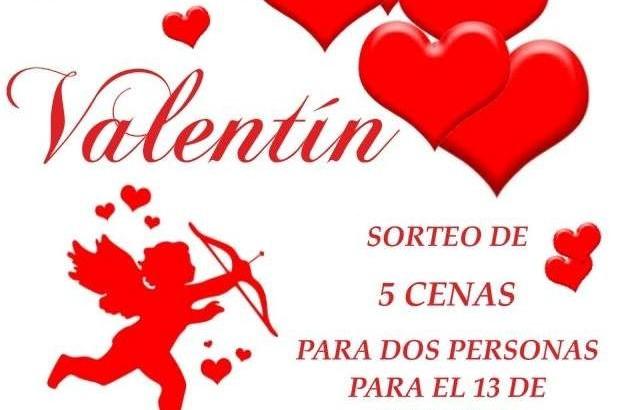 """Buñol Comercial lanza su campaña de """"San Valentín"""""""
