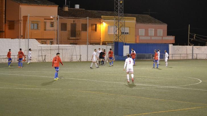 El CD Buñol rescata un punto del feudo del Borriol (0-0)