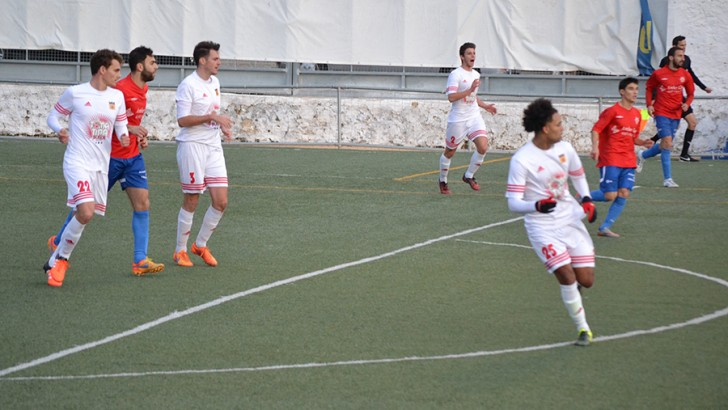 El CD Buñol logra una importante victoria ante el Alzira a domicilio (0-1)