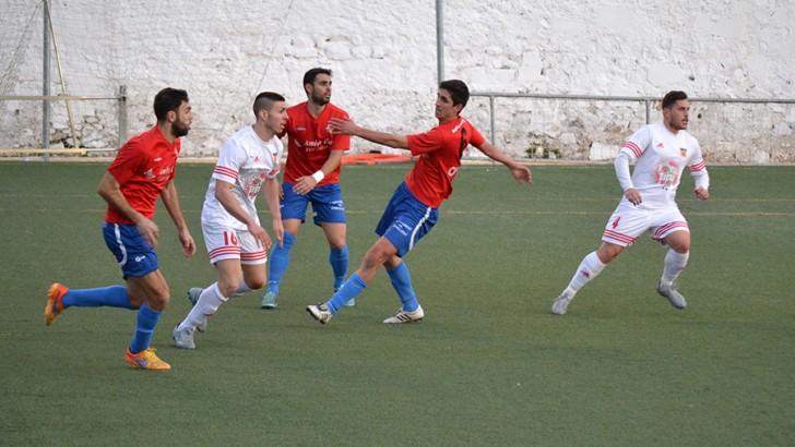 El CD Buñol gana en Paterna (0-1) y Rojas se marcha