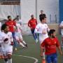 Las imágenes del empate a 1 entre el CD Buñol y el Crevillente