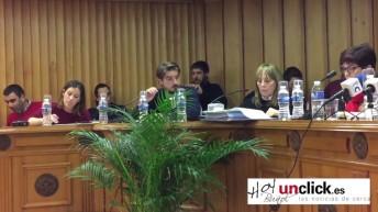 Vídeo del pleno del Ayuntamiento de Buñol (25-4-16)