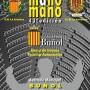 """El cartel del """"Mano a Mano"""" de Buñol 2016"""