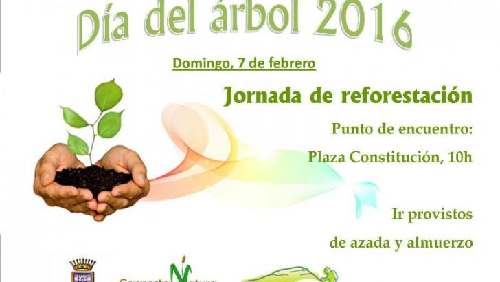 Yátova celebra este domingo el Día del Árbol