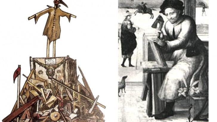 ¿Cuál es el origen de Las Fallas?
