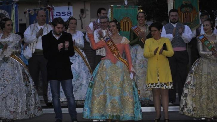 """Las imágenes de la """"cridà"""" en Buñol"""