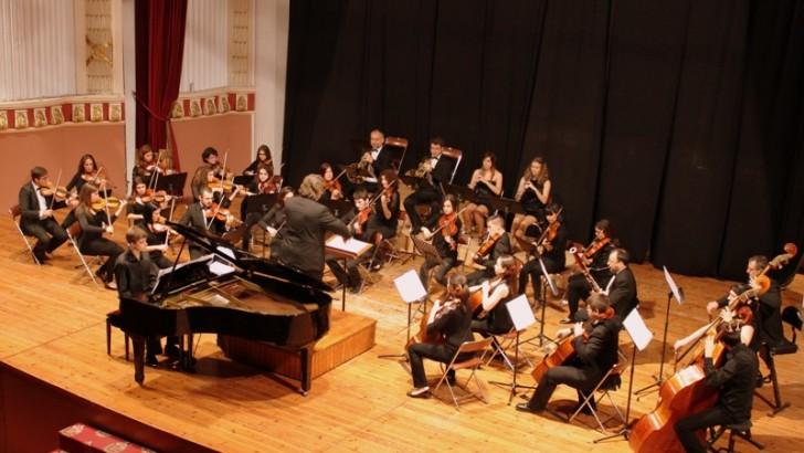 """La Orquesta de """"La Artística"""" de Buñol preparada para el II Concurso de Orquestas Bankia"""