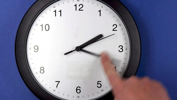 ¿Has cambiado la hora?