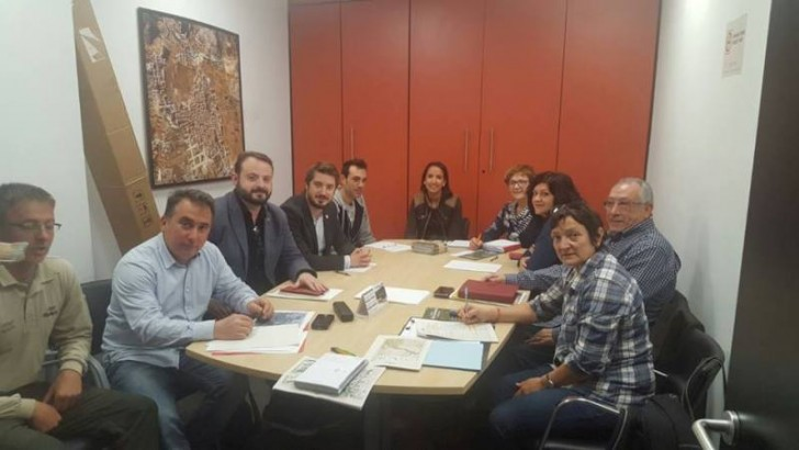 Alborache, Buñol y Yátova se reúnen para llevar a cabo un proyecto medioambiental conjunto