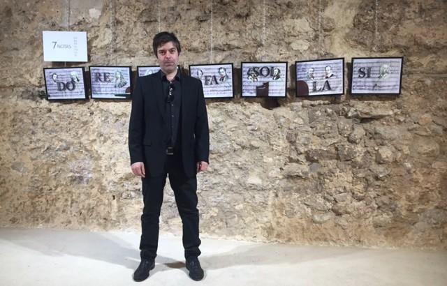 """Continúa la exposición """"Septies, Septem"""" en la Sala """"El Oscurico"""" de Buñol"""