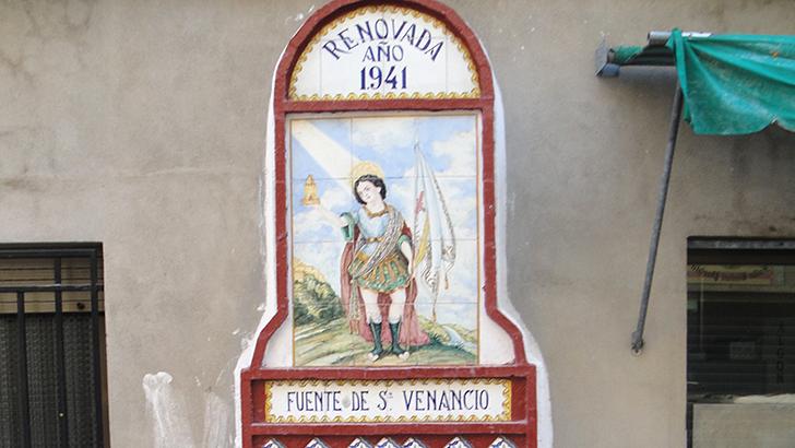 Fuente de San Venancio