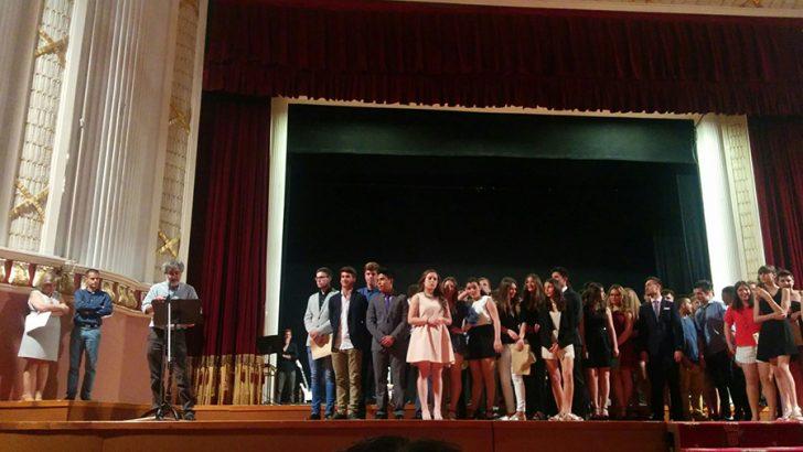 Las imágenes de la graduación de los alumnos de 2º de Bachillerato del IES Buñol