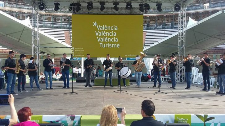 Las imágenes de Buñol y Yátova en la Fira de Comarques Valencianes