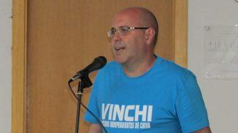 Cristóbal Ríos deja el cargo de concejal en el Ayuntamiento de Chiva