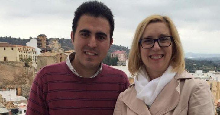 Entrevista en vídeo a Manuel Sierra y Julia Martínez sobre la Feria del Comercio de Buñol