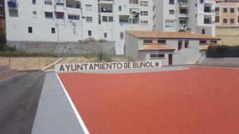 El renovado Polideportivo Municipal de Buñol se inaugura este domingo