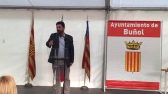 El vídeo de la inauguración de la Feria del Comercio y Turismo de Buñol