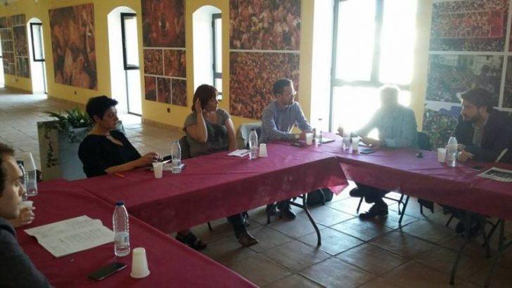Buñol acoge la reunión de alcaldes de La Hoya con la FVMP