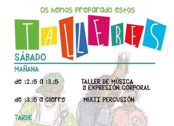 """""""La Artística"""" de Buñol prepara talleres para la Feria del Comercio"""