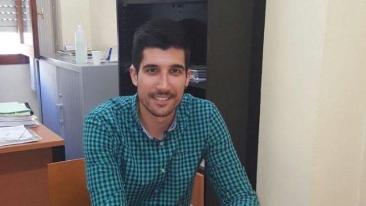 Joaquín Furriol toma posesión como nuevo concejal de Chiva