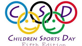 Buñol acoge este sábado la V edición del Children Sports Day