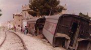 El  accidente  del Talgo  en Buñol