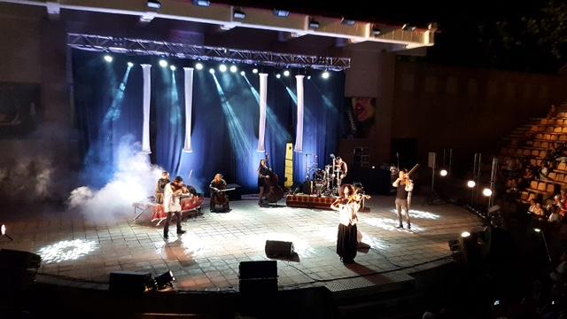 Las imágenes del concierto de Ara Malikian en Buñol
