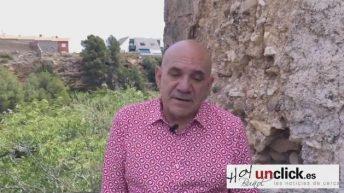 Entrevista en vídeo a Arnaldo Carrascosa sobre la XIV Bienal de Música de Buñol