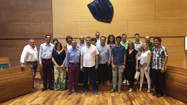 Yátova presenta su Festival de Bandas de Música en la Diputación de Valencia