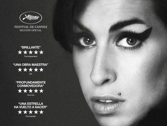 """El documental """"Amy"""" esta noche en la Bienal de Música de Buñol"""