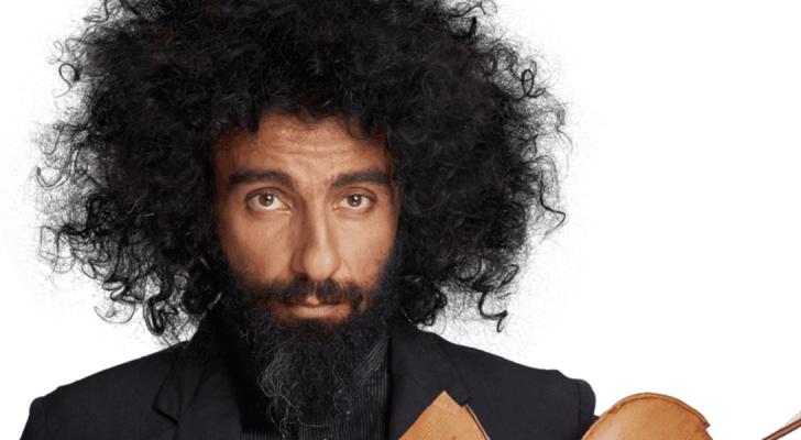 Ara Malikian desplegará toda su música esta noche en el Auditorio de Buñol