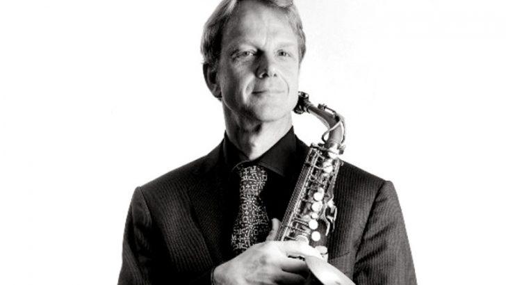 El prestigioso saxofonista Arno Bornkamp ofrece un recital en la Bienal de Música de Buñol