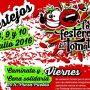 Los Festeros del Tomate celebran un fin de semana festivo en Buñol