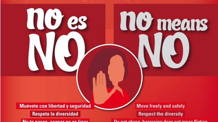 """""""La Tomatina"""" de Buñol pone en marcha un plan especial para evitar el acoso a las mujeres"""